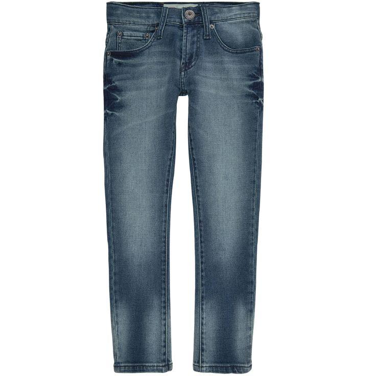 Jean 520 boy skinny fit - 130319