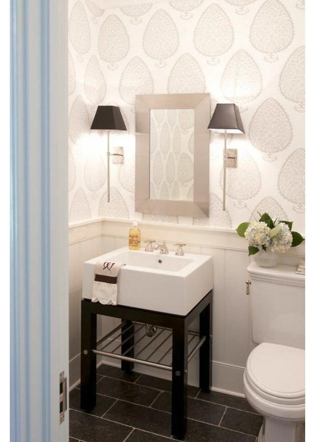 Die besten 25+ Halb wand dekor Ideen auf Pinterest Tür - kleine badezimmer gestalten