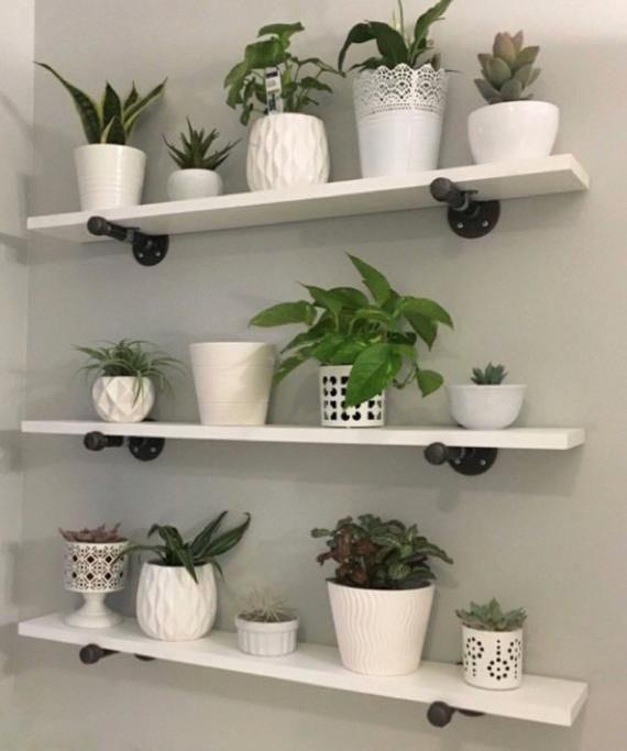 pretty nice 19fe0 3d82c Portentous Cool Tips: Staggered Floating Shelves Small ...