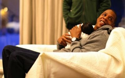 Blue Ivy Carter, daughter of Jay-Z and Beyonce.: Baby Blue, Babyblue, Daughters Blue, Blue Ivy Carter, Jay Z, Baby Pictures, Jayz, Baby Photo, New Dads