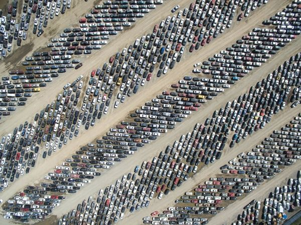 Лучшие фото мира по версии SkyPixel, снятые с дронов