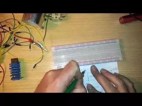 Radio Onda Corta con un transistor 2n2222