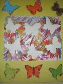 παπαρούνες και πεταλούδες-Βαν Γκογκ !!!