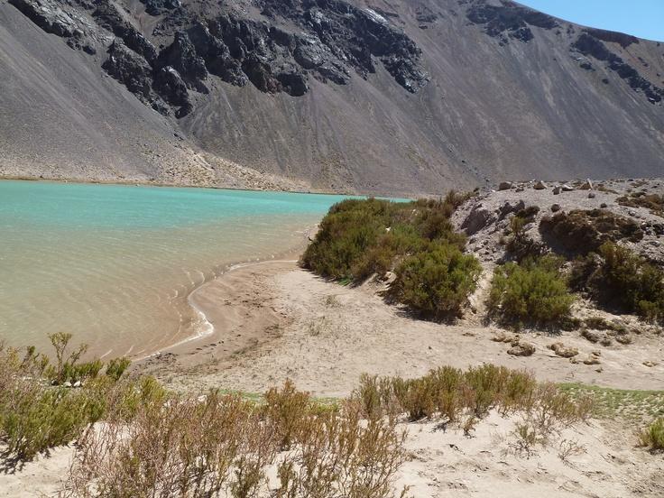 Laguna Blanca - Barrial - Provincia de San Juan - Argentina