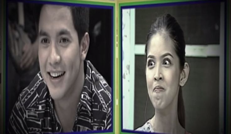 """Here's a music video of Alden Richards and Yaya Dub aka """"AlDub"""" created by the creative dabarkads of Eat Bulaga featuring Jolina Magdangal's 2009 hit song """"Laging Tapat."""""""