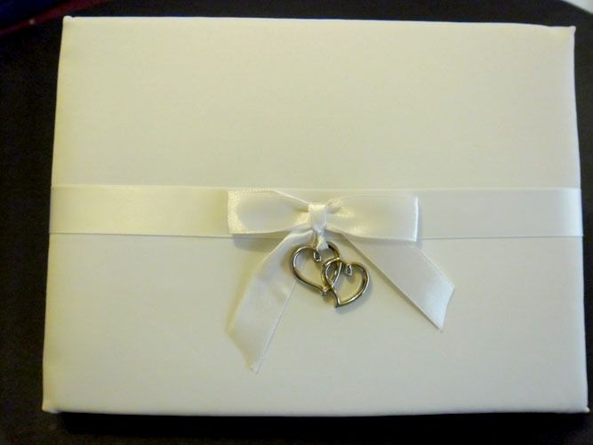 Satin with Silver Sweethearts http://www.aussieweddingshop.com.au/Product/41/satin-with-silver-sweethearts