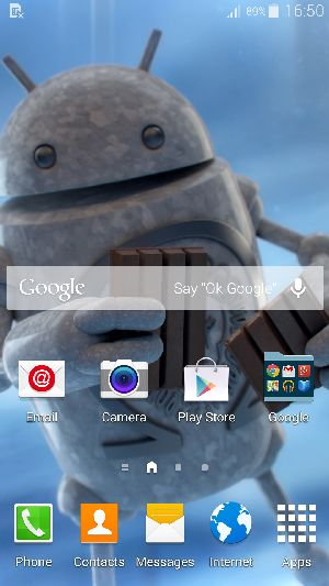 Omega Rom v9.1 for Galaxy S5 G900F - G900I - G900M - G900T - G900W8 Android 4.4.2 Kit Kat