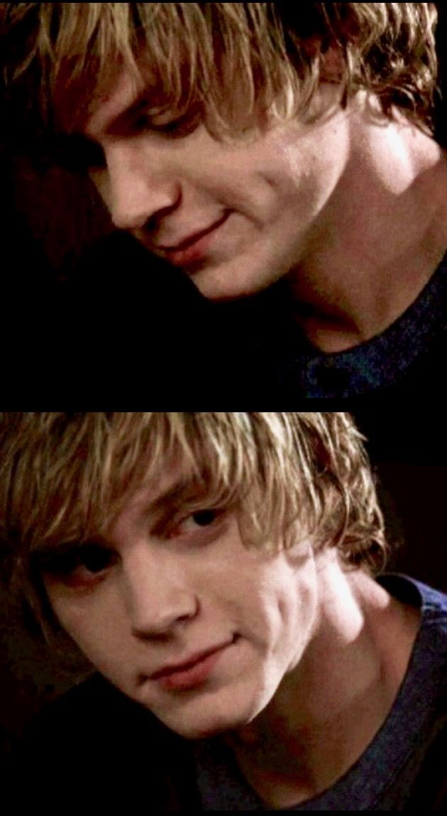 Yup, this is where the Evan Peters Obsession began! Tate Langdon, AHS Murder House