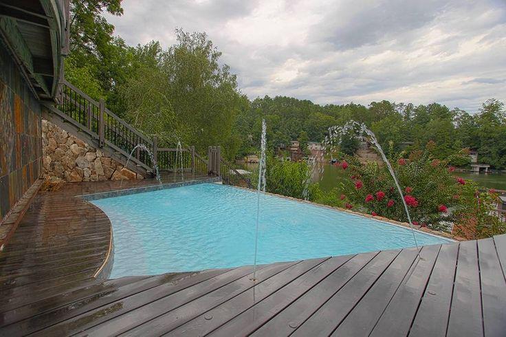 Nice fiberglass above ground pool above ground pools - Nice above ground pools ...