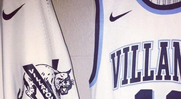 Villanova Throwback Uniforms Among Best in College Basketball - HERO Sports