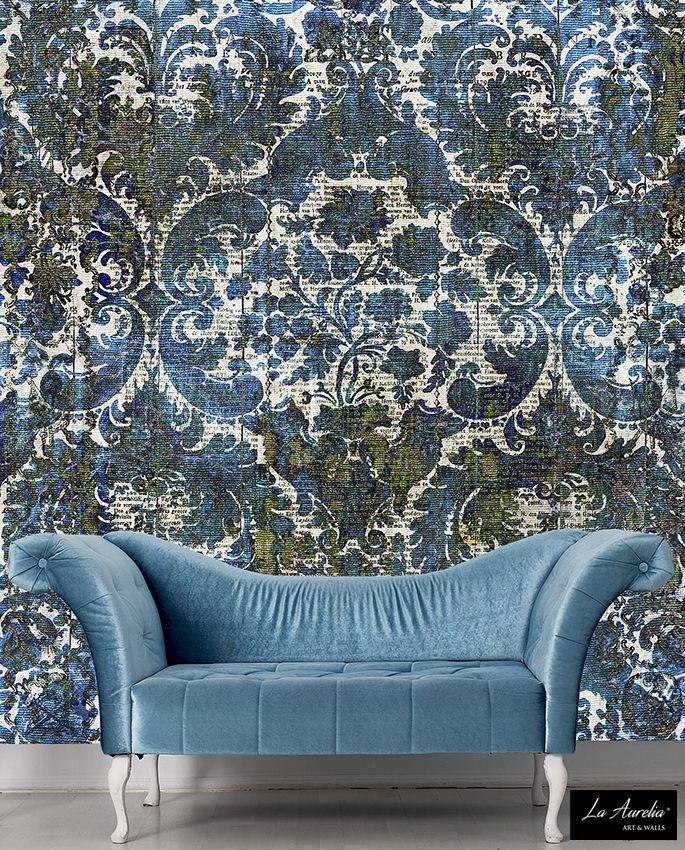 Die besten 25+ Baroque wallpaper Ideen auf Pinterest Glitter - franzosische luxus einrichtung barock design