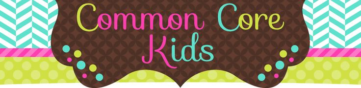 Common Core Kids: looks like a good blog to refer parents to