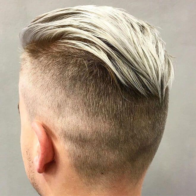 Top 35 Stunning Blonde Hairstyles for Men | Best Blonde Hair 2020 | Men's Hairstyles-Blonde Top Hair