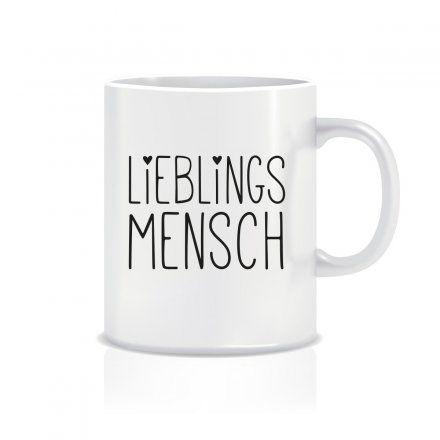loopdsgn Tasse Lieblingsmensch online kaufen ➜ Bestellen Sie Tasse Lieblingsmensch für nur 9,95€ im design3000.de Online Shop - versandkostenfreie Lieferung ab 50€!