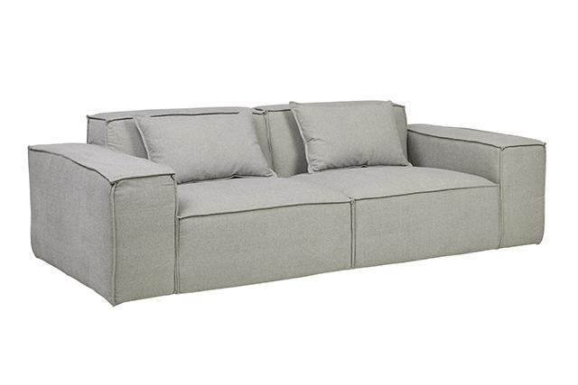 GlobeWest Felix Block Sofa