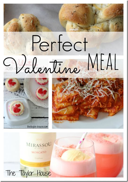 The Perfect Valentine Meal Surprise Your Valentine Giveaway