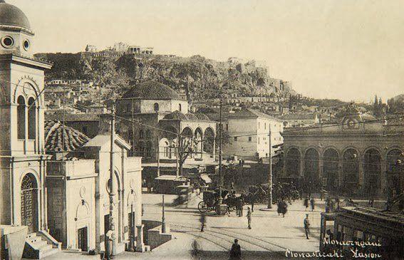 "Arodou on Twitter: ""Φωτογραφία από το παλιό Μοναστηράκι #Αθηνα #Athens #blackandwhitephotography https://t.co/wk5M3P3yGo"""