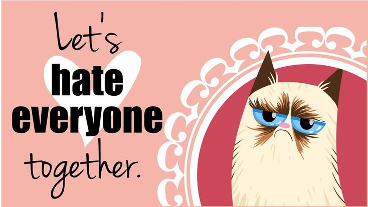 A series of the most appropriate valentines day greetings ever devised.