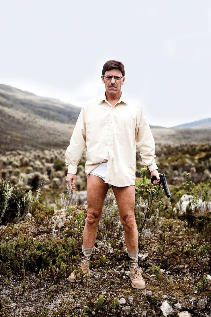 Meet Walter Blanco: 'Breaking Bad' Gets Spanish-Language Version