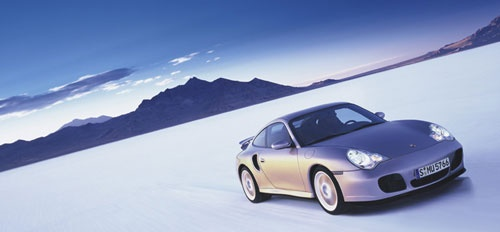 The Porsche 996 Turbo - found I loved this product so much, I had to own one!