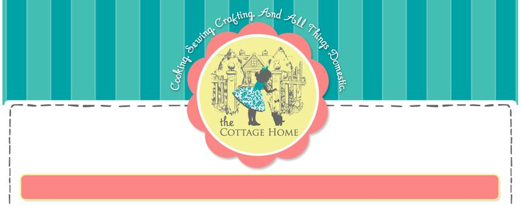 The Cottage Home: Great sewing blog
