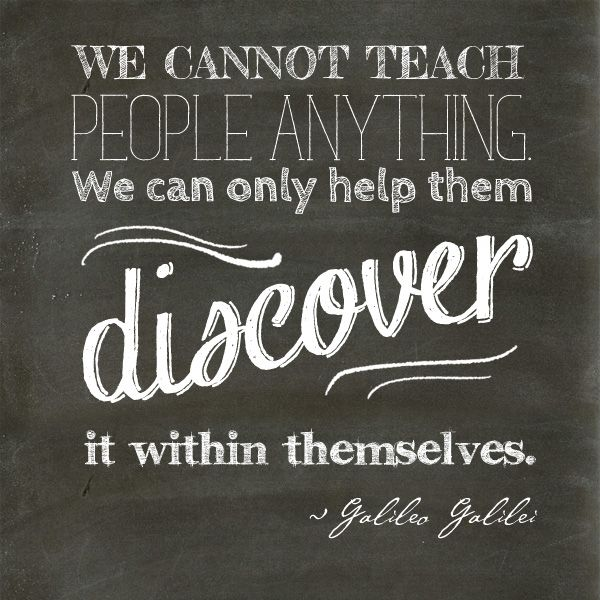 Discovery Quote