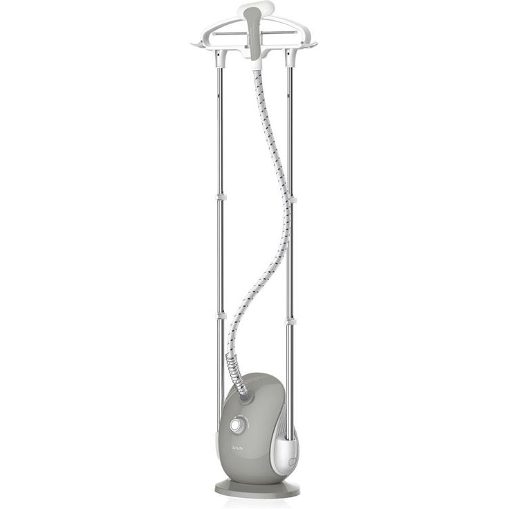 Professional Dual-Bar Garment Steamer with Double Insulated Woven Hose in