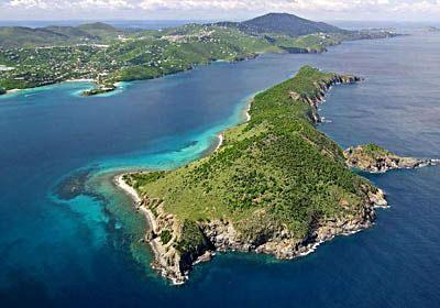 Došková Coral Island (Spojené štáty Panenské ostrovy) až 24 miliónov dolárov