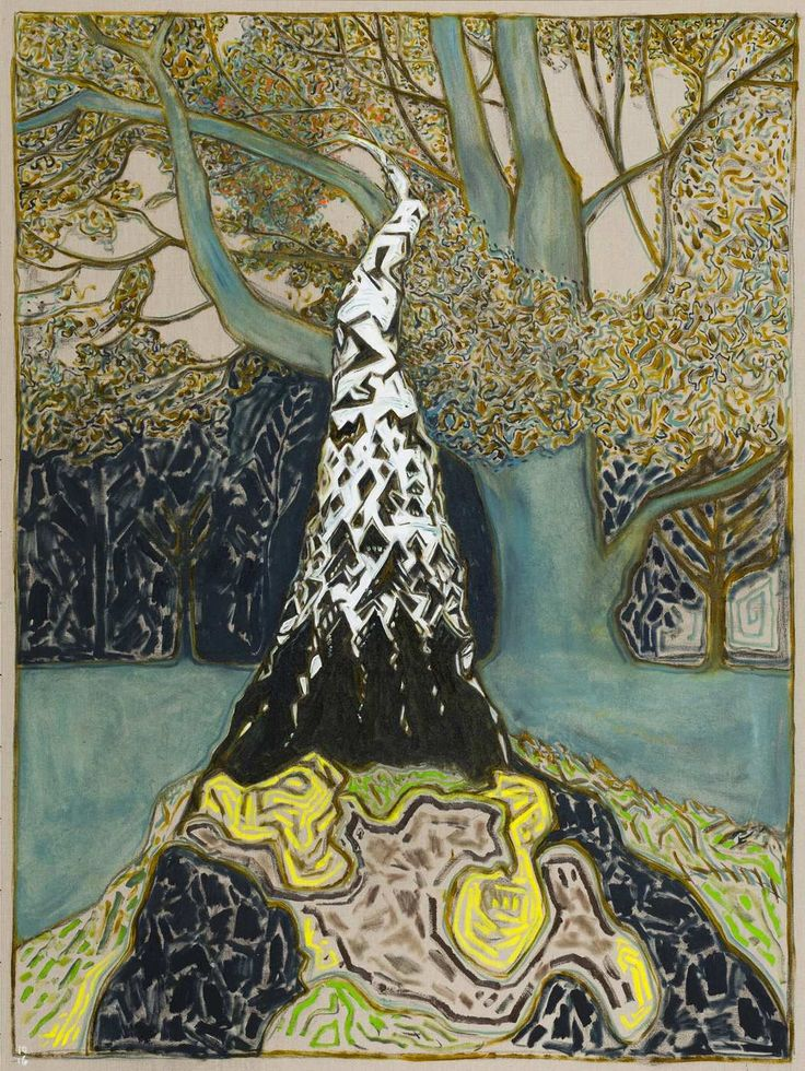 Billy Childish at Carl Freedman Gallery