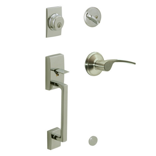 Finally on sale at lowe 39 s pretty new front door hardware for Front door handles lowes