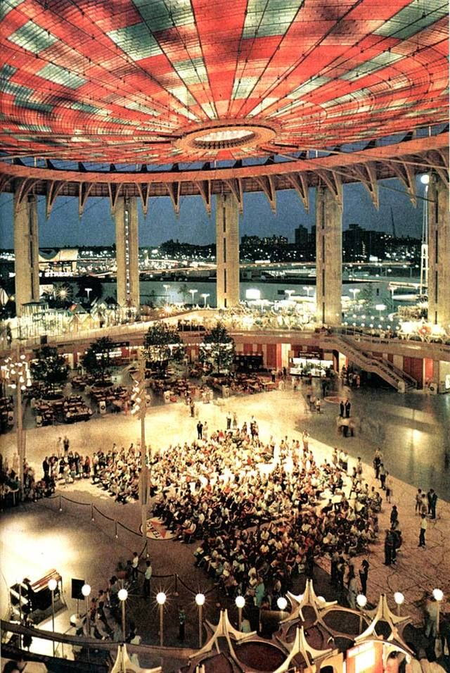 Great article about the 1964-65 World's Fair and what remains on the site today. The fair was one of the driving inspirations for what became EPCOT Center nearly 20 years later.