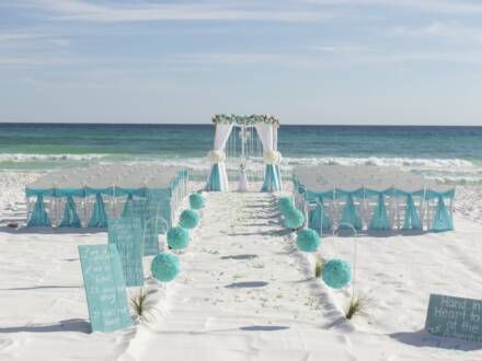 Destin Florida Beach Wedding Package