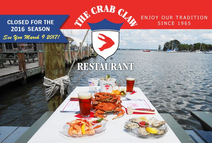 The Crab Claw Restaurant, St Michaels Maryland