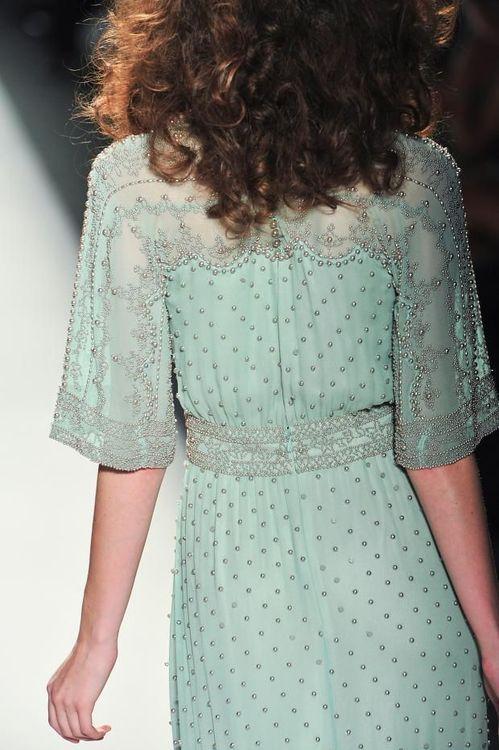 What Wylla Manderly would wear, Jenny Packham
