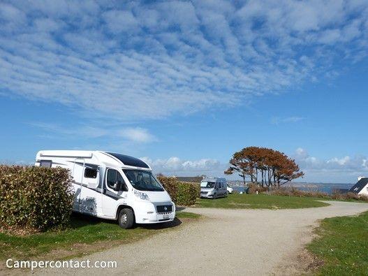 in eine hervorragende Lage, direkt am Meer, in der Nähe von Fort de Bertheaume-ohne Schatten-Blöcke notwendig Zentrum 1 kommt 5 km-in Hoch Saison die morgen-b
