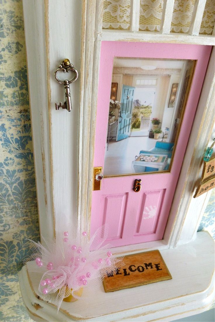 17 best images about fairy door ideas on pinterest ForIdea Behind Fairy Doors