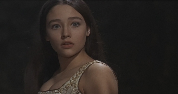 Topic, Olivia hussey romeo apologise, but