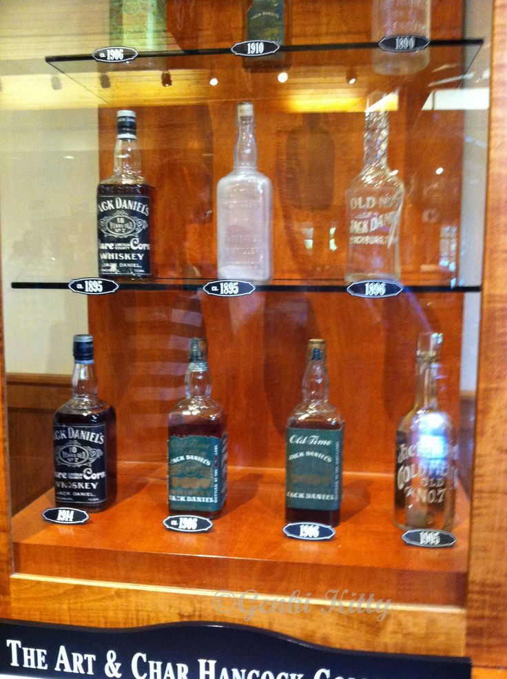 Jack Daniel's Distillery #whiskey #tour #jackdaniels #tennessee