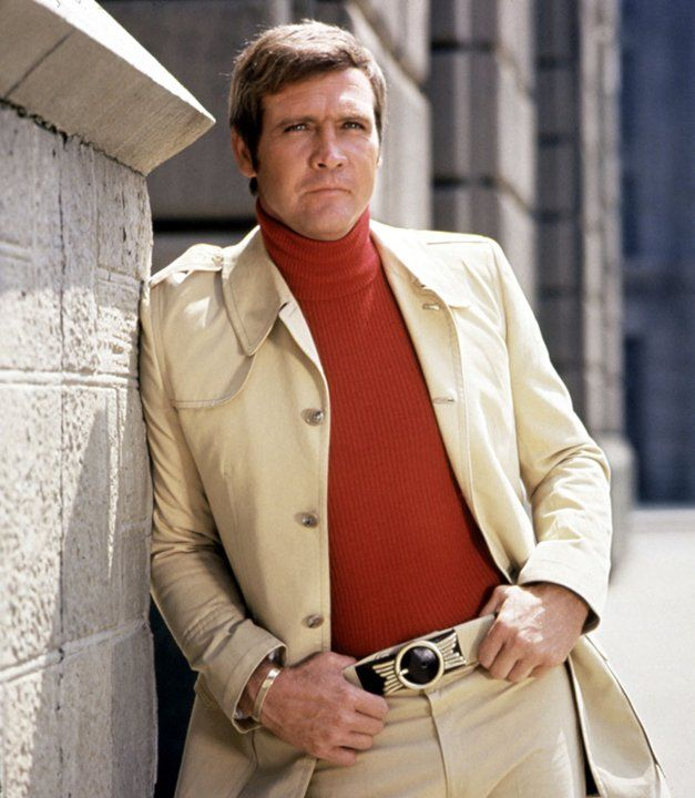 Steve Austin, Six Million Dollar Man -  TV Characters Who Make You Proud to Be American -