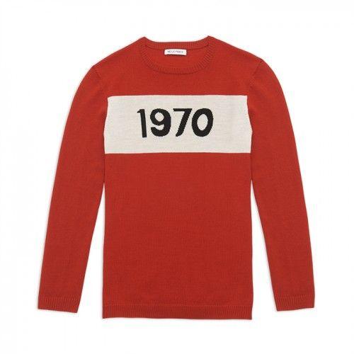 1970 Jumper Red