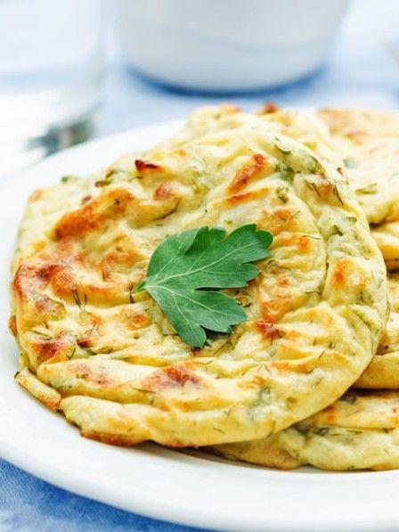 Low Carb Blumenkohl-Tortilla selber machen