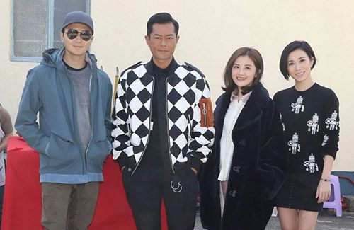 Louis Koo, Charmaine Sheh Play Husband and Wife In New Thriller Film