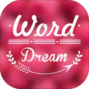 Word Dream - Cool Fonts & Typography Generator by Tao Dong