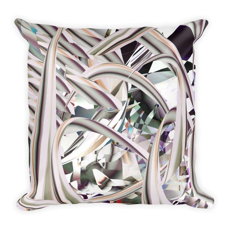 Tiolangle Square Pillow