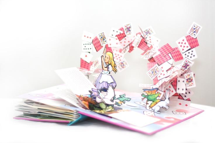Flotte pop-up-bøker fra Filiokus;-)