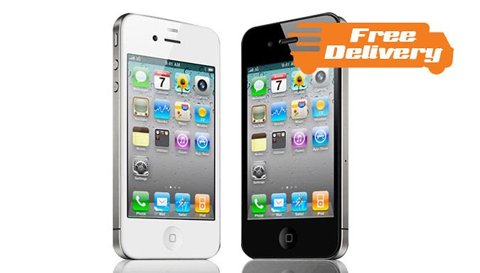 Buy Unlocked Apple iPhone 4 or 4S - 8 or 16GB for just £69.99 Never miss a thing with an Apple iPhone 4 or 4S       The phones are refurbished to Grade B standard      The iPhone 4 is only available in 16GB      The iPhone 4S is available in 8GB or 16GB       Both are available in black or white      Both models are unlocked      Fully refurbished and ready to use      Please see 'Full...