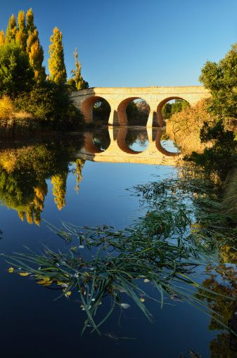 Richmond Bridge - 1823 - Tasmania. The oldest bridge in Australia in a very quaint town.
