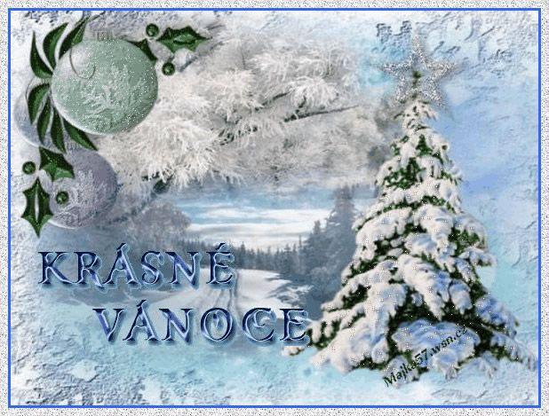 Veselé Vánoce a krásné prožití svátků vánočních