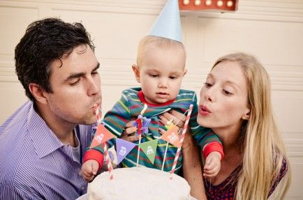 An Adorable 1st Birthday Party with Loads of DIY Ideas!