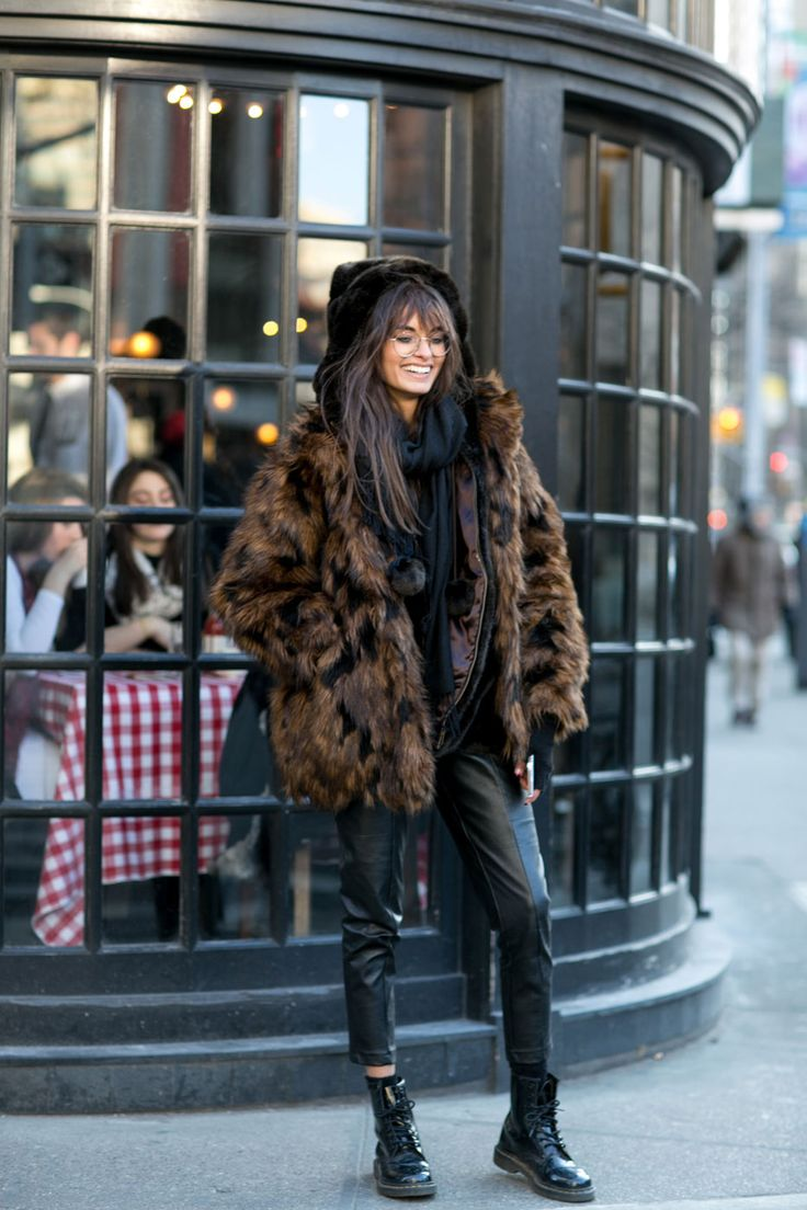 The Best of New York Fashion Week Street Style 2015 | Day 2 | The Impression